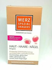 Merz Spezial Dragees - Haut, Haare, Nägel, 120 Dragees