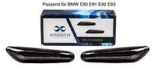 Premium Smoke LED Seitenblinker Blinker für BMW E90 E91 E92 E93 SB10