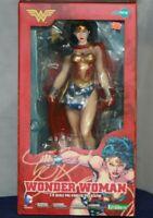 DC Comics WONDER WOMAN Kotobukiya PVC Statue ARTFX Statue