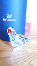 VETRO Cristallo Swarovski in Argento-PAPPAGALLO - #294047 - BOX/CERT.