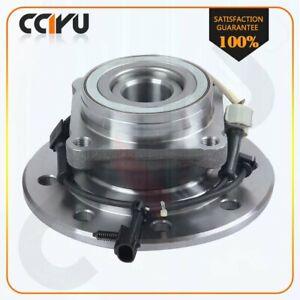 Fits Chevrolet Gmc K3500 K2500 K1500 Suburban Front Wheel Hub Bearing Assembly