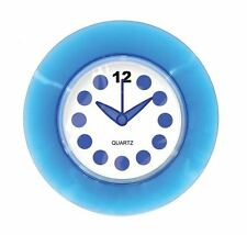 Suction Wall Clock Waterproof Bathroom Shower Clock Home Wall Timer
