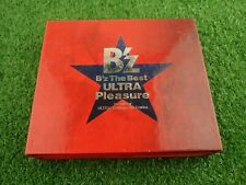 B'Z (BZ) The Best Ultra Pleasure Japan 2 CD + DVD Set