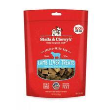 Stella & Chewy's Freeze-dried Raw Lamb Liver Treats 3 Oz Bag