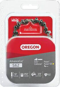 AdvanceCut Chainsaw Chain 18-Inch Bar for Echo CS-400 CS-370; H78