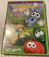 VeggieTales - A Snoodles Tale (DVD, 2004)