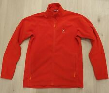 Haglöfs Fleece Jacket Lightweight Sweater Men's Size XL