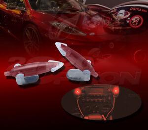 RED LED ADJUSTABLE MINI LIGHTS FOR TSX ILX MDX RSX ACCORD CIVIC PILOT CRV