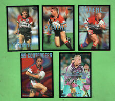 1995 EXTREME RUGBY LEAGUE CARDS - NORTH SYDNEY BEARS