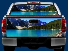 BEACH THEME- Tailgate OR Window Truck Tailgate Wrap Vinyl Graphic Decal Wrap