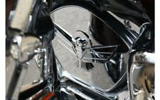 Honda GL 1800 Gold Wing GL1800 Goldwing - CHROME Timing Chain Cover with Eagle