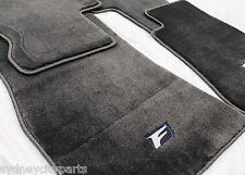 LEXUS ISF FLOOR MATS BLACK CARPET USE20 FROM DEC 2007> NEW GENUINE