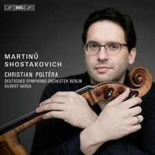 Shostakovich & Martinu: Cello Concertos [New SACD] Hybrid SACD