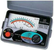New KYORITSU 4102A Earth Tester Multimeter Resistance Meter