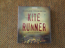 NEW! The Kite Runner by Khaled Hosseini (2003, CD - Audio Book) Factory Sealed