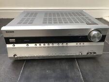 Onkyo TX-SR606 Silver AV Receiver Amplifier Home Cinema Silver
