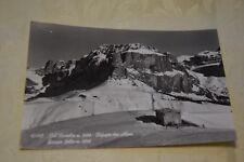 Cartolina Col Rodella Rifugio des Alpes Gruppo Sella 1962 (GI944) ^