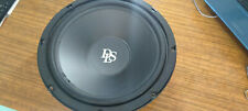 DLS W512C 12in. Car Subwoofer Pro Competition Series
