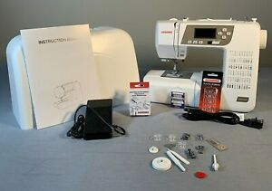 Janome 3160QDC-T 3160 Computerized Sewing Machine | Brand NEW 2020 Model