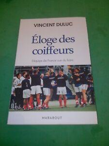 Éloge des coiffeurs - Vincent Duluc - Marabout