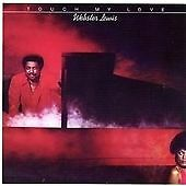 Webster Lewis - Touch My Love (2008)  CD  NEW/SEALED  SPEEDYPOST