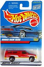1998 Hot Wheels #797 Dodge Ram 1500 (5 spoke wheels)