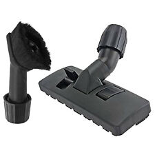 Fitting 31-37mm Screw Fit Dusting Brush Hard Floor Combination Tool for KARCHER