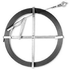 Plumbers Drain Snake 100' x 3/4 Unblock Sewer Drain Cleaner Auger Tool Ridgid