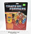 Quickmix Cardback 1987 Vintage Hasbro G1 Transformers Action Figure