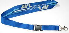 AVL Deutschland Schlüsselband Lanyard NEU (A46)