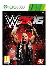 * Xbox 360 NEW SEALED Game * WWE 2K16 Wrestling