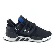 Adidas Originals Boost EQT Support 91/18 Black Blue Running Men Shoe Size 11
