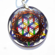 Flower of Life Color Metayantra Pranic Device, ORGONE
