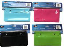 Travel Wallet Bag Purse Document Organiser Zipped Passport Credit Card ID Holder