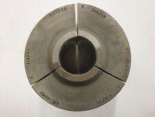 "Nardco #5 Warner Swasey 1-1/16"" Round Smooth Collet Pad Jaws USA 471-1002 CP07"