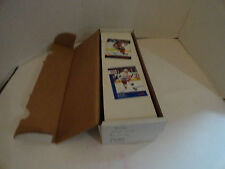 LOT OF 709 CARDS 2 INSERTS - SCORE HOCKEY CARDS -  1992  - 1993 -  NM/M EC