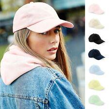 Women's Solid Baseball Caps for sale | eBay