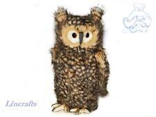 Owl Plush Soft Toy Bird by Hansa.  4466