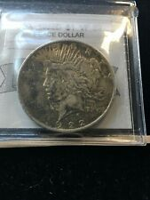 1922D  USA, Silver Peace Dollar