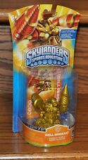Skylanders Spyros Adventure Gold Drill Sergeant Golden Variant Rare NEW Sealed