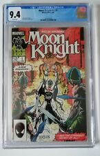 Cgc Moon 🌙Knight Fist Of Khonshu Issue 1 Near Mint 9.4🔥Hot Issue