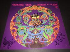 The Grateful Dead SIGNED Anthem Of The Sun LP X4 Album Bob Weir Phil Lesh PROOF