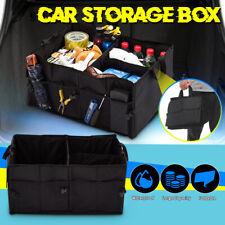 Car Suv Cargo Trunk Organizer Folding Storage Dog Seat Collapse Bag Basket US