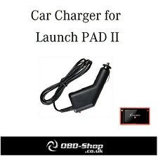 Launch x431 PAD II EuroPAD Car Charger - UK Stock, Fast Shipping