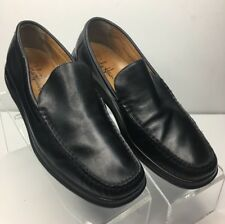 Cole Haan Sz 9.5 m  Men's Loafers (C08094) Driving Shoes Soles