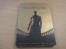 dvd gladiator un film de ridley scott avec russell crowe l'edition collector 2 d