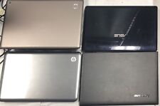 Lot of 4 laptops - HP G62 + HP Pavilion g6 + ASUS K55A + Lenovo P500