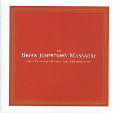 Tepid Peppermint Wonderland Retrospective Brian Jonestown Massacre 3-CDs Tee Pee