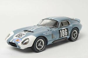 Exoto 1/18 Cobra Daytona Coupe TdF  #186