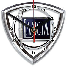 HORLOGE MURALE Logo LANCIA-02M